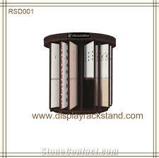 Granite Wing Racks Ceramic Tile Display Slate Fixture Metal Flooring Custom Marble Displays Sample Board Spinning Wire