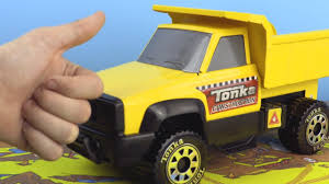 Unboxing Tonka Steel Classics Quarry Dump Truck + MORE - Trucks Kids ... Tonka 26670 Ts4000 Steel Dump Truck Ebay Classic Mighty Walmartcom Review What The Redhead Said 17 Home Hdware Toughest Site Cstruction Quarry Unboxing Toy Trucks Amazoncom Handle Color May Vary Vehicle Play Vehicles Ardiafm Ts4000 Toys Games 65th Anniversary Of Funrise_toys