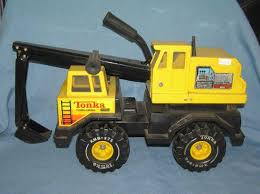Large Metal Tonka Truck