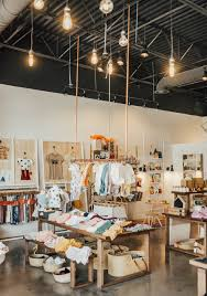 100 Exposed Ceiling Design Stroller Haus Retail Store AFP