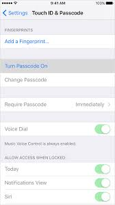 Lock screen passcode and Apple Pay