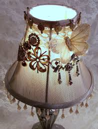 Chandelier Lamp Shades Target by Decorative Burlap Lamp Shade Laluz Nyc Home Design