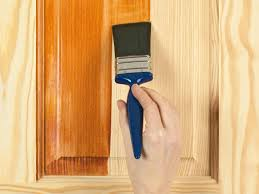 Restaining A Deck Do It Yourself by How To Apply Stain Varnish Wax Dye Or Oil To Wood How Tos Diy