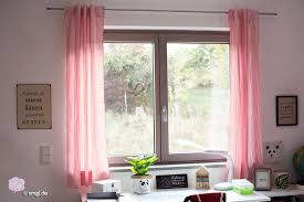 gardinen selber nähen so gelingt das in 4 einfachen