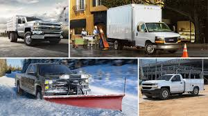 Chevrolet & GMC Commercial Trucks & Vans | Dellen Chevrolet