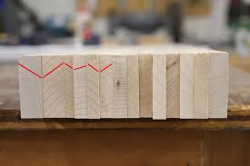 build a traditional end grain up butcher block part i of ii