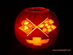 American Flag Pumpkin Pattern 10 best halloween corvette pumpkin carving images on pinterest