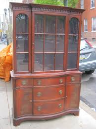 Vintage Duncan Phyfe China Cabinet by Uhuru Furniture U0026 Collectibles Duncan Phyfe Dining Room Sold