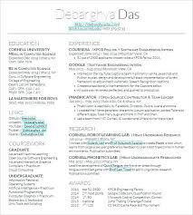 2 Column Resume Template Beautiful 52 New Cv Templates Hd