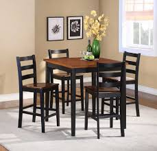 5 Piece Counter Height Dining Room Sets by Homelegance Lynn 5 Piece Counter Height Dining Set 2506bk 36