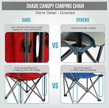 Alpha Camp Shade Canopy Chair Folding Camping Support 350 Lbs - Red ... Gci Outdoor Roadtrip Rocker Chair Dicks Sporting Goods Nisse Folding Chair Ikea Camping Chairs Fniture The Home Depot Beach At Lowescom 3599 Alpha Camp Camp With Shade Canopy Red Kgpin 7002 Free Shipping On Orders Over 99 Patio Brylanehome Outside Adirondack Sale Elegant Trex Cape Plastic Wooden Fabric Metal Bestchoiceproducts Best Choice Products Oversized Zero Gravity For Sale Prices Brands Review