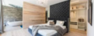 luxus feeling zu hause integriert das bad ins schlafzimmer