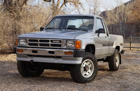 100 1986 Toyota Truck Parts 4x4 Pickup For Sale On BaT Auctions Ending March 28