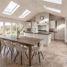 12 Small Kitchen Dining Room Layouts An Inspirational Image From Farrow And Ball Purbeck Ammonite Cornforth