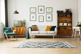 wohnzimmer im retro stil wohnzimmer einrichten