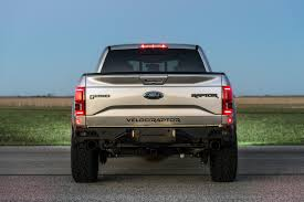 Hennessey Unleashes Its Tuned 2017 F-150 Velociraptor | Carscoops 2017 Velociraptor 600 Twin Turbo Ford Raptor Truck Youtube First Retail 2018 Hennessey Performance John Gives Us The Ldown On 6x6 Mental Invades Sema Offroadcom Blog Unveils 66 Talks About The Unveils 350k Heading To 600hp F150 Will Eat Your Puny 2014 For Sale Classiccarscom Watch Two 6x6s Completely Own Road Drive