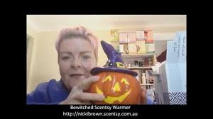 Pumpkin Scentsy Warmer 2015 by Bewitched Scentsy Warmer Youtube