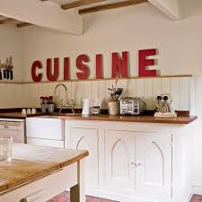Image Of Retro Kitchen Decorating