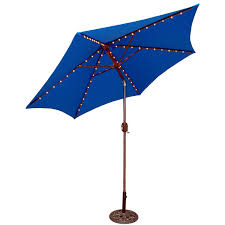 Solar Powered Patio Umbrella Led Lights by Stand Alone Patio Umbrella October 2017