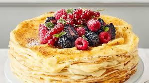 crêpes torte mit eierlikörcreme rezept