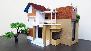 100 Dream House Architecture How To Make A Beautiful Modern From Cardboard