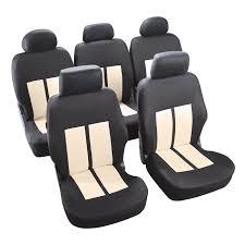 housse siege auto monospace jeu complet de housses universelles voiture spécial monospace