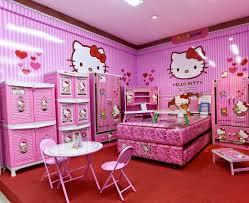 Hello Kitty Bedroom Ideas Meow