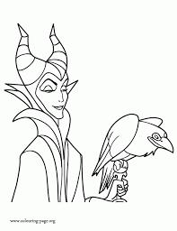 Disney Villains Coloring Page Pics