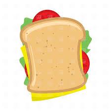 Sandwich Royalty Free Vector Clip Art Image 1732 Stock Rh Rfclipart Com