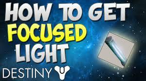 Destiny How To Get Focused Light Destiny Redbull Quest Destiny