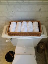 Danielle Rollins Gracious Living Stylish Bathroom Hand Towel Rack