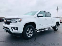 100 Used Colorado Truck 2017 Chevrolet 4WD Crew Cab Z71 At Tarr Chevrolet