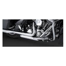 vance hines dresser duals headers for harley touring 2009 revzilla