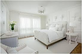 White Bedroom Theme Decoration Design Ideas