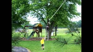 Homemade Backyard Zip Line - YouTube Backyard Zip Line Alien Flier 2016 X2 Kit Installation Youtube 25 Unique Line Backyard Ideas On Pinterest Zipline How To Construct A 5 Steps With Pictures Wikihow Diy Howto Install Tighten A Zip Line Easy Trick Build Without Trees Outdoor Goods Toy Homemade Summer Activity Play Cable Run For Your Dog Itructions Photos Make Zipline Or Flying Fox At Home Science Fun How To Make Your Own 100 Own