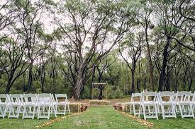 Western Australian Forest Wedding