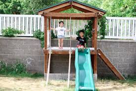 9 Super Fun Summer Activities For Kids   Family   SandyALaMode Swing Set Playground Metal Swingset Outdoor Play Slide Kids Backyards Modern Backyard Ideas For Let The Children 25 Unique Yard Ideas On Pinterest Games Kids Garden Design With Outstanding Designs Fun Home Decoration Mesmerizing Forts Pictures Turn Into And Cool Space For Amazing Sprinkler Drive Through Car Exteriors And Entertaing Playhouse How To Make Ball Games Photos These Will Your Exciting