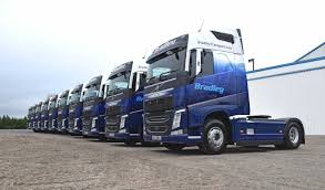 100 Fleet Trucks Bradley European Builds With 20 New Volvo