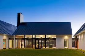Pitched Roof House Designs Photo by Contemporary Take On The Warm Country Home Modernism Building