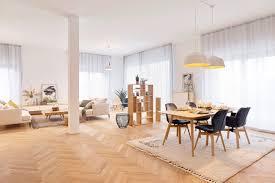 exklusive loft wohnung mit separatem schlafzimmer