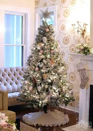 Christmas Tree Substitutes How To Make A Ruffled No Sew Skirt Out Of