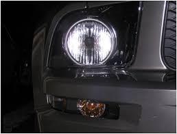 mustang headlight w ccfl halo 05 09 installation