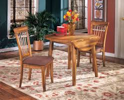 Ashley Berringer 3pc Drop Leaf Dinette Refinished Solid Oak Farmhouse Table With 6 Chairs 2 Leaf Ding Fniture In A Range Of Styles Ireland Dfs Rugs 101 The Best Size For Your Room Rug Home 30 Decorating Ideas Pictures Of Inviting Blue Lamb Furnishings Round Vintage Dropleaf Table Total Kenosha Wi Lets Settle This Do Belong In Kitchen Amish Sets