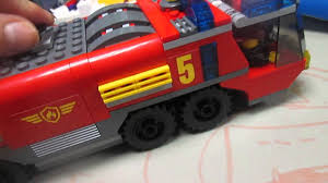 LEGO CITY 2014. 60061 AIRPORT FIRE TRUCK REVIEW – Di Lego Lego Technic Airport Rescue Vehicle 42068 Toys R Us Canada Amazoncom City Great Vehicles 60061 Fire Truck Station Remake Legocom Lego Set 7891 In Bury St Edmunds Suffolk Gumtree Cobi Minifig 420 Pieces Brick Forces Pley Buy Or Rent The Coolest Airport Fire Truck Youtube Series Factory Sealed With 148 Traffic 2014 Bricksfirst Itructions Best 2018