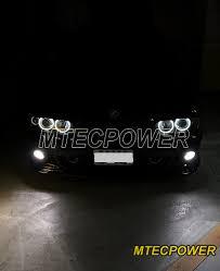 mtec ultimate 12w v3 led eye bulbs bmw e39 e60 e65 e66 e83