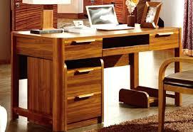 bureau contemporain bois massif bureau contemporain bois massif bureau en bois massif moderne avec