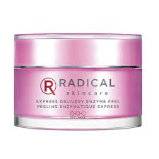 Pumpkin Enzyme Peel Australia by Radical Skincare Express Delivery Enzyme Peel Space Nk Gbp