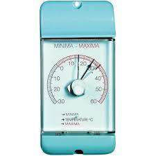 thermometre maxima minima exterieur thermometre minima maxima achat vente thermometre minima