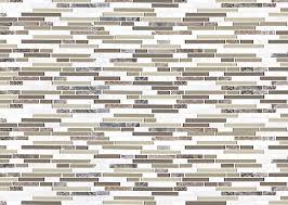 modern mosaic tile backsplash brown beige mosaic travertine