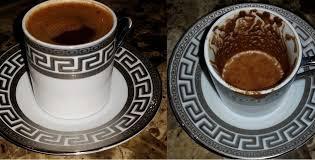 Greek Coffee Tea Leaf Readings
